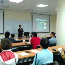 林志榮 講師